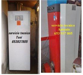 Servicio tecnico reparacion calderas de gasoil roca for Servicio tecnico roca